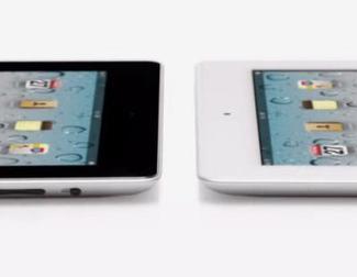 Así es el iPad 2