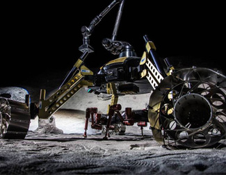 Robots del proyecto RIMRES