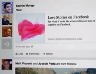 Así es el nuevo News Feed de Facebook