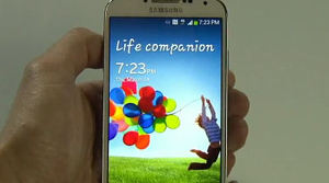 Presentación completa del smartphone Samsung Galaxy S4