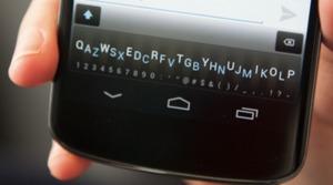 Minuum, un teclado más pequeño y flexible