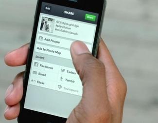 Instagram introduce el etiquetado para fotos y marcas