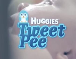TweetPee, una app que alerta si el bebé se ha hecho pis