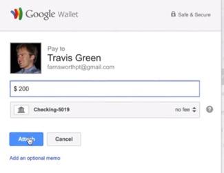 Cómo enviar dinero con Gmail y Google Wallet