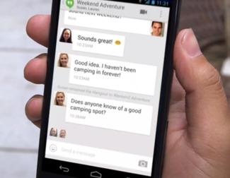 Google Hangouts un servicio que te ayuda a organizar tu vida