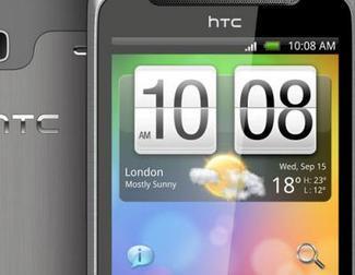 Primer vistazo del HTC Desire Z