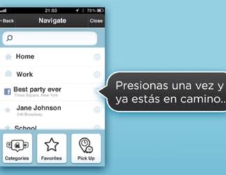 Así es el nuevo Waze 3.7